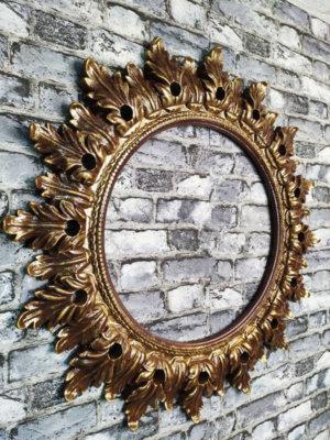Дизайнерское  гримерное зеркало «АЛЬТ»