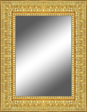 Зеркало в багете «Джиеда»