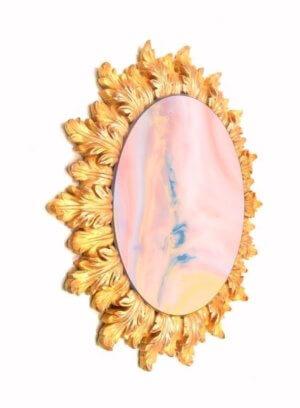 Дизайнерское зеркало солнце «ЭРИН»